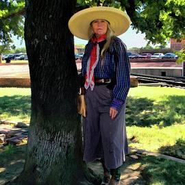 A Texas Cowgirl