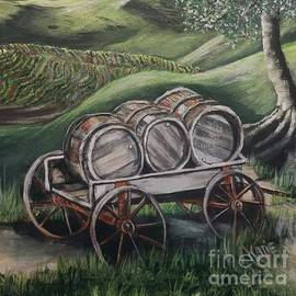 Katie Adkins - A Wagon Full Of Grapejuice