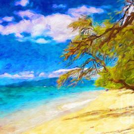 Jerome Stumphauzer - A Walk On The Beach