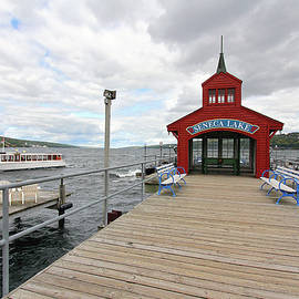 Trina Ansel - A Walk to Seneca Lake