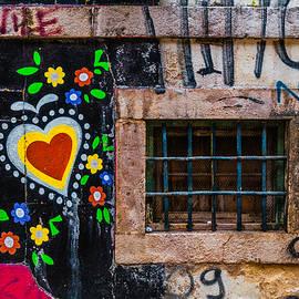 Paul Donohoe - A Wall in Lisbon
