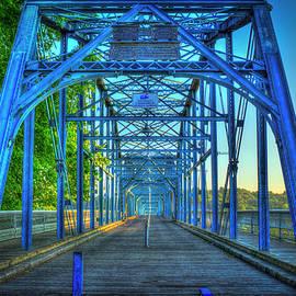 Reid Callaway - A Way Walnut Street Pedestrian Bridge Chattanooga Tennessee