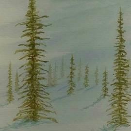 Stacy C Bottoms - A Winter Walk