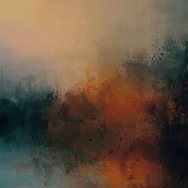 Jai Johnson - Abandoned At Sea Abstract Painting