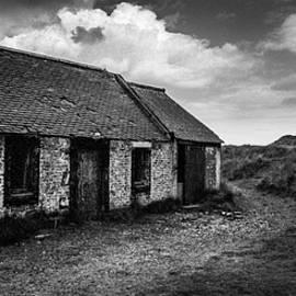 Dave Bowman - Abandoned Bothy