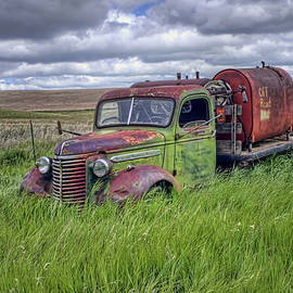 Nikolyn McDonald - Abandoned Chevy Truck - Rusty Vehicles