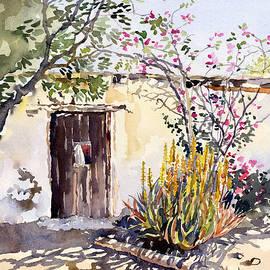 Margaret Merry - Abandoned Cottage