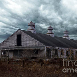 Linda Troski - Abandoned Dairy Farm