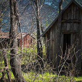 Ed Ostrander - Abandoned Farm