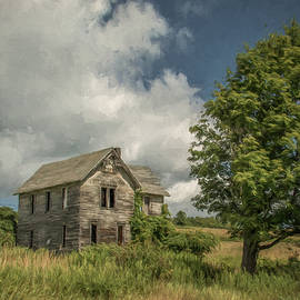 Guy Whiteley - Abandoned Farmhouse