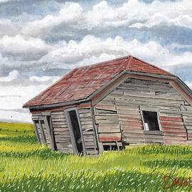 David Wolfer - Abandoned On The Prairie