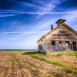 Spencer McDonald - Abandoned School House