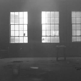 Carol Turner - Abandoned Warehouse
