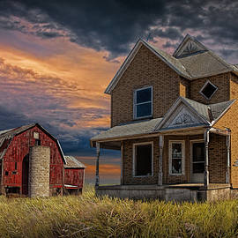 Randall Nyhof - Abandoned West Michigan Farm
