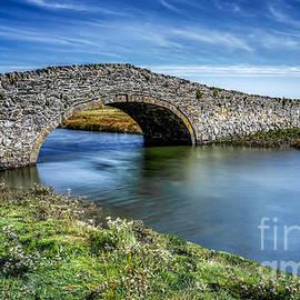 Adrian Evans - Aberffraw Bridge