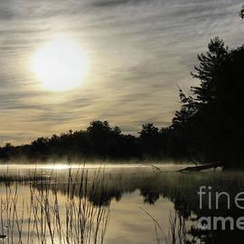 Sandra Huston - Abol Pond at Dawn, Baxter State Park