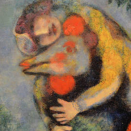 Andy Za -  about LOVE. The Cock. Chagall.