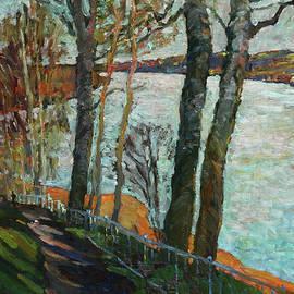 Juliya Zhukova - Above the Volga