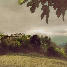 Hugo Bussen - Abruzzian landscape