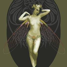 Joaquin Abella - Absinthe Fairy By Quim Abella