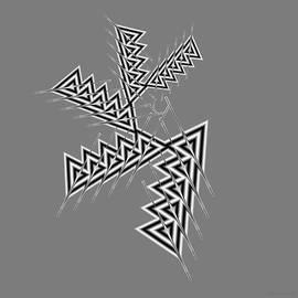 Judi Suni Hall - Abstract 390