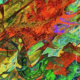 Andrea Yevtushenko - Abstract 991