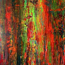 Dimitra Papageorgiou - Abstract Acrylic 11