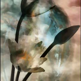 Sherri  Of Palm Springs - Abstract Art  A Special Place In Heaven