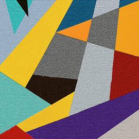 Johanna Hurmerinta - Abstract Composition 2 Mosaic