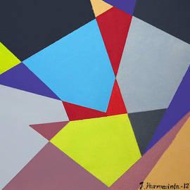 Johanna Hurmerinta - Abstract Composition 4