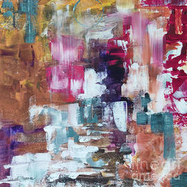 Isaiah Moore - Abstract Composition I