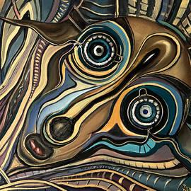 Radoslav Nedelchev - Abstract Dog