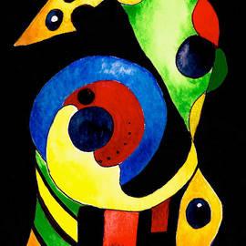 Nan Wright - Abstract Dream