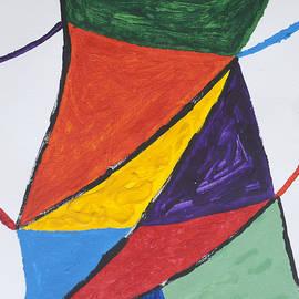 Stormm Bradshaw - Abstract Dress