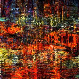 Kiki Art - Abstract Evening