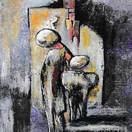 Ronda Breen - Abstract Figures