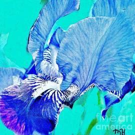 Marsha Heiken - Abstract Iris III