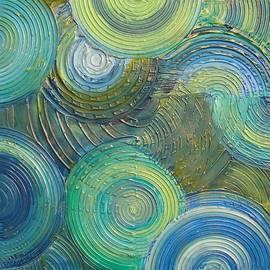 Diana Chitu - Abstract Monet