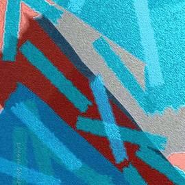 Lenore Senior - Abstract - Mountains