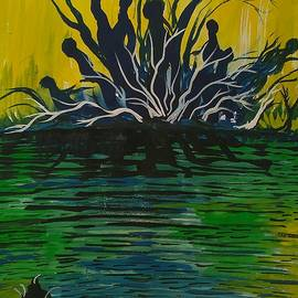 Rupesh Kumar - Abstract scenary