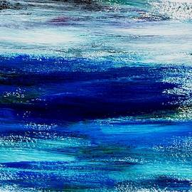Dimitra Papageorgiou - Abstract Seascape 4