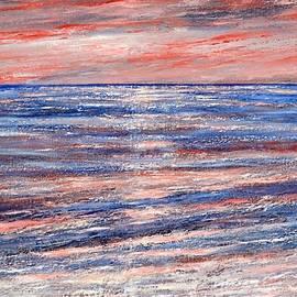Dimitra Papageorgiou - Abstract Seascape 7