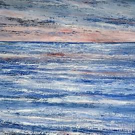 Dimitra Papageorgiou - Abstract Seascape 8