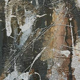 Mary Mirabal - Abstract Study no. 1