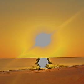 Roberta Byram - Abstract Sunrise