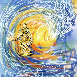 Robert Yaeger - Abstract Surfer 41