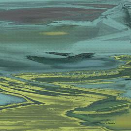 Lenore Senior - Abstract - UFO Landing Field