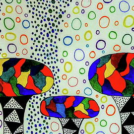 Neal Alicakos - Abstract Underworld Color