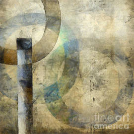 Edward Fielding - Abstract with Circles