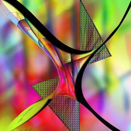 Iris Gelbart - Abstract xyta